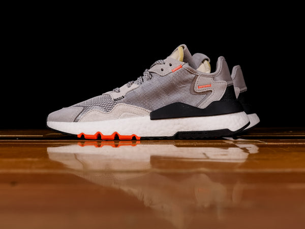 Men's Adidas Nite Jogger 'Solar Orange' [DB3361]