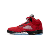 Air Jordan Mens 5 Retro 'Toro Bravo' Shoes