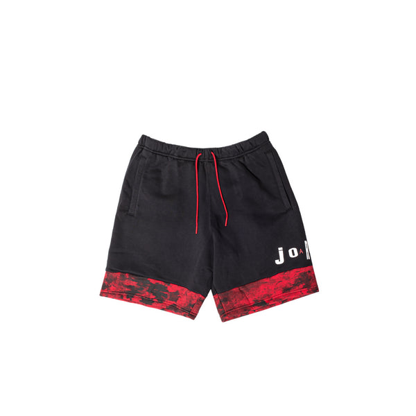 Air Jordan Mens Legacy AJ6 Graphic Fleece Shorts