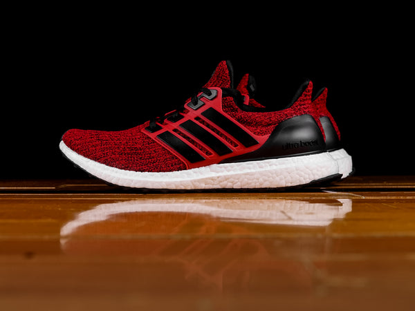 Men's Adidas Ultra Boost 4.0 'Power Red' [EE3703]