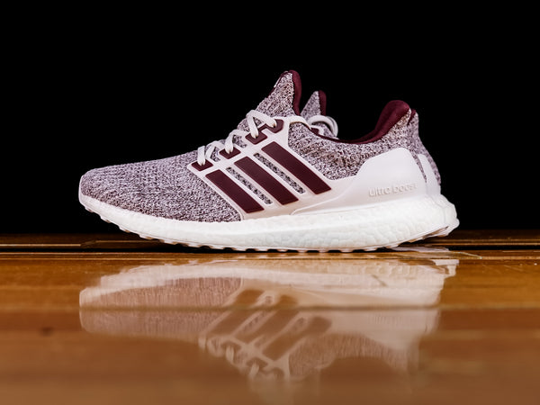 Men's Adidas Ultra Boost 4.0 'Texas A&M Aggies' [EE3705]