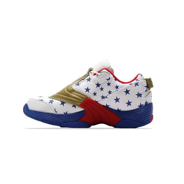 Reebok Answer V Low 'USA' Shoes