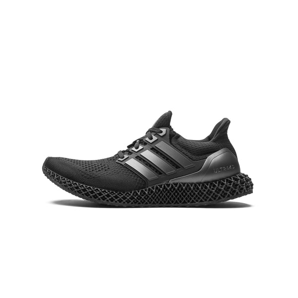 Adidas Mens Ultra4D 'Carbon Black' Shoes