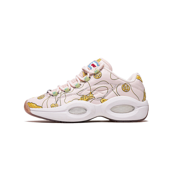 Reebok X BBC ICECREAM Mens Question Low 'Name Chain' Shoes