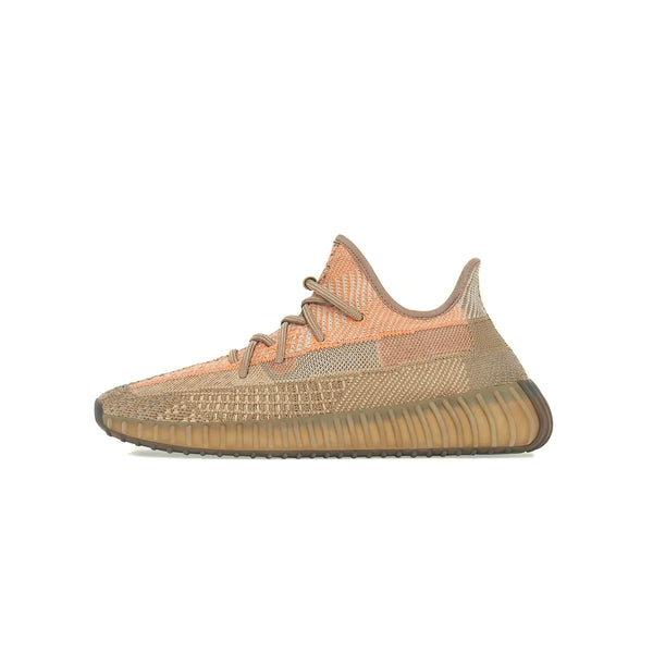 Adidas Mens Yeezy Boost 350 V2 Sand Taupe Shoes