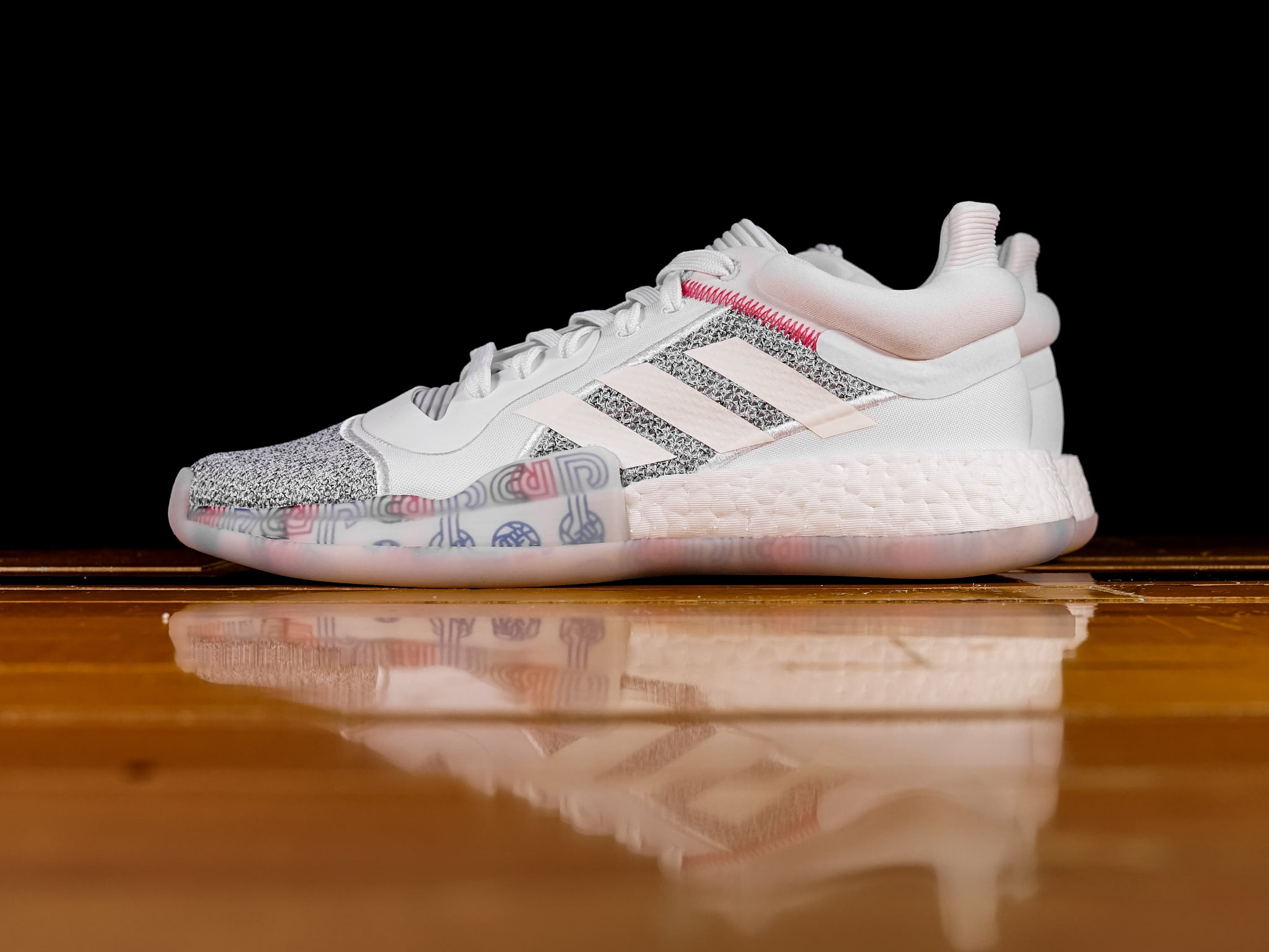 Men s Adidas Marquee Boost Low  b011dc007