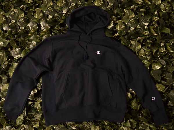 Champion Reverse Weave Fleece Pullover Hoodie [GF68-NYC]