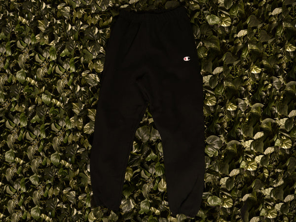 Men's Champion Reverse Weave Sweatpant [GF71-BKC]