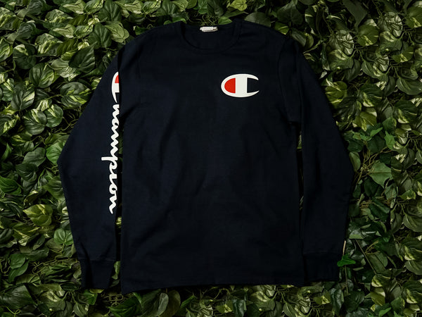 Men's Champion Heritage L/S [GT47-Y07789-NYC]