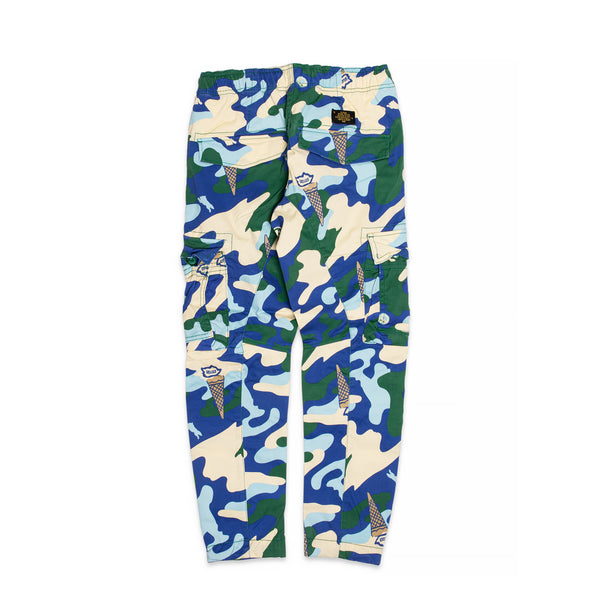 ICECREAM Mens Melt Cargo Pants