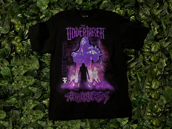 Men's The Hundreds x WWE Undertaker S/S Tee [L19W201015]