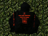 The Hundreds x WWE NWO Hoodie [L19W202020]
