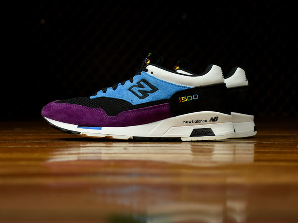 Men's New Balance 1500 Made in UK 'Colourprisma' [M1500CBK]