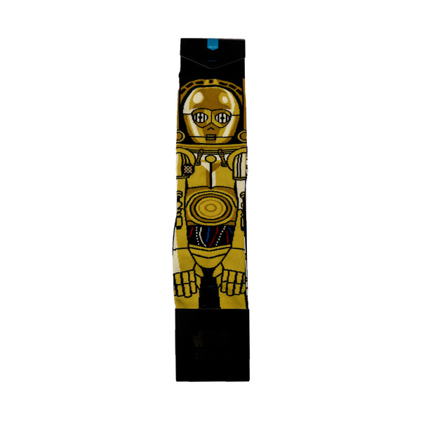 Stance x Star Wars Mens Droid Socks
