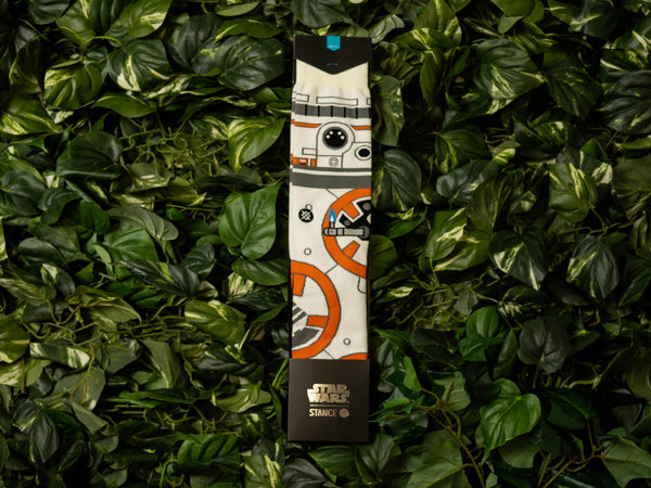 Stance x Star Wars 'Thumbs Up BB8' Socks [M545D16THU]