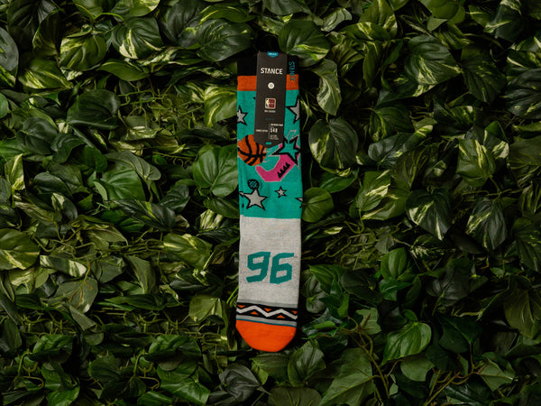 Stance 96 All Star Socks [M548C1696A]