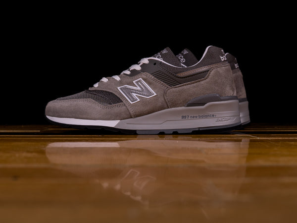 Men's New Balance 997 [M997GY]