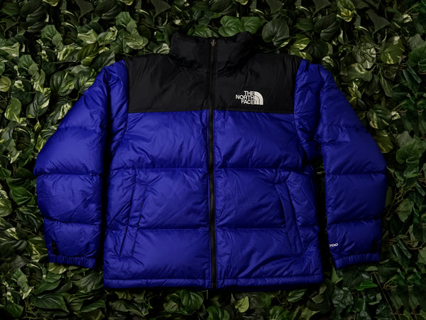 Men's The North Face 1996 Retro Nuptse Jacket 'Aztec Blue' [NF0A3C8D5NX]