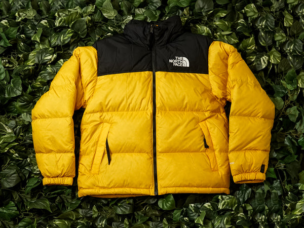 Men's The North Face 1996 Retro Nuptse Jacket 'Yellow' [NF0A3C8D-70M]