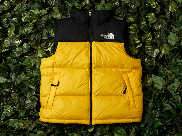 Men's The North Face Men's 1996 Retro Nuptse Vest [NF0A3JQQ70M]