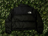Women's The North Face Nuptse Crop Jacket [NF0A3XE2JK3]