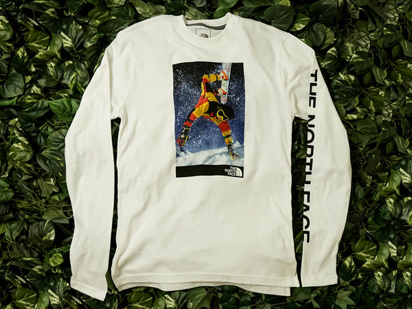 Men's The North Face 92 Retro Rage L/S Tee [NF0A47NBFN4]