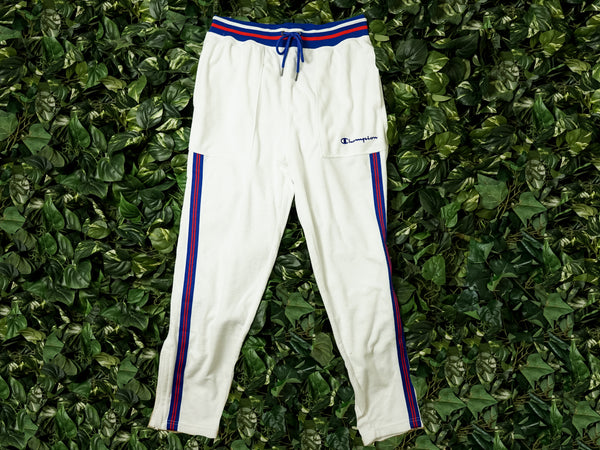 Men's Champion Terry Warm Up Pants [P5080-549724-045]