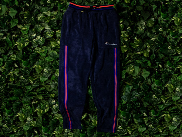 Men's Champion Terry Warm Up Pants [P5080-549724-PM3]