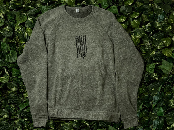 RISE 'Power' L/S Crewneck [PWR-CREW]