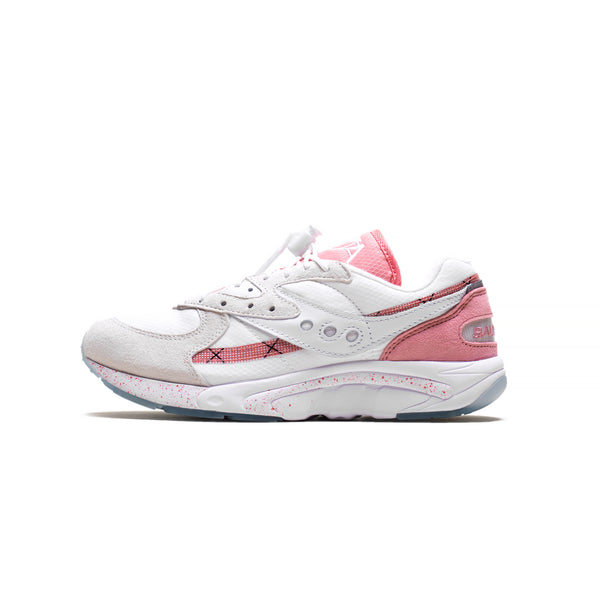 Mens Saucony Aya 'Cream' Shoes