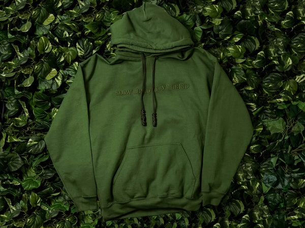 Men's Slow Build Heavy Grind Double Hoodie [SBHG-DH]
