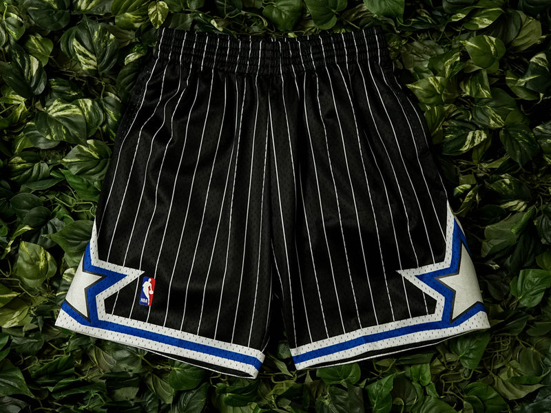 Mitchell & Ness 'Magic 94' Swingman Shorts [SMSHGS18242-OMABLCK94]