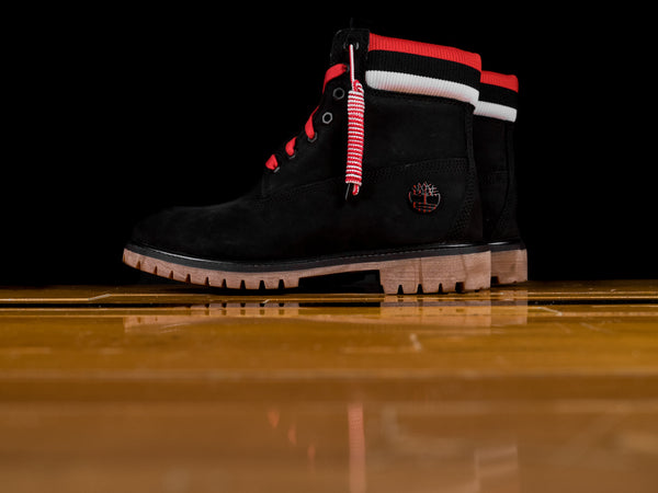 "Men's Timberland x Mitchell & Ness NBA 6"" Premium Boot 'Chicago Bulls' [TB0A1UCV]"