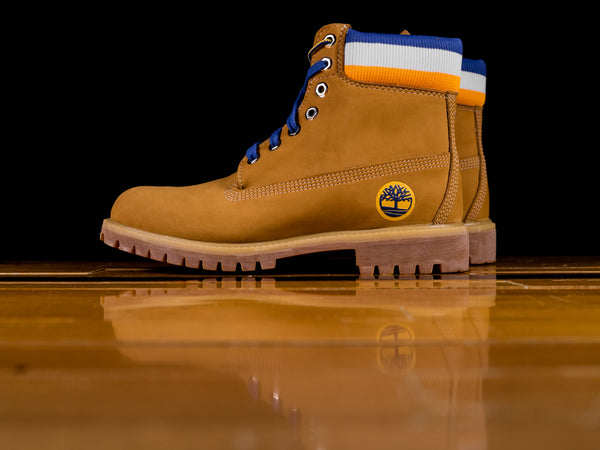 "Men's Timberland x Mitchell & Ness NBA 6"" Premium Boot 'Golden State Warriors' [TB0A1UD5]"