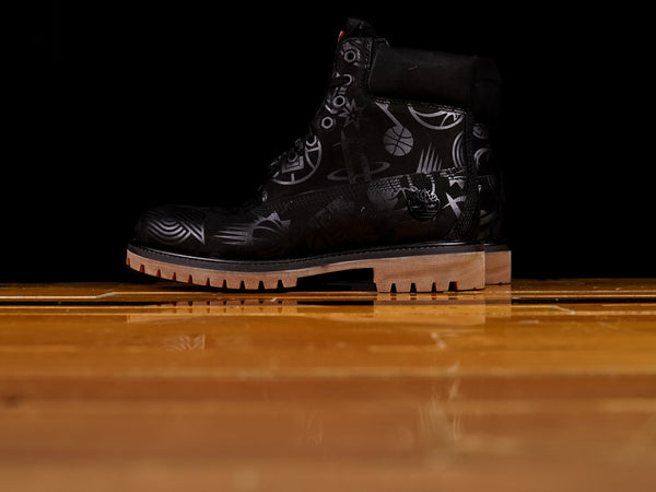 "Men's Timberland x Mitchell & Ness NBA 6"" Premium Boot [TB0A24BA]"