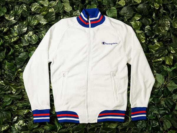 Men's Champion Terry Warm Up Jacket [V5079-549724-045]
