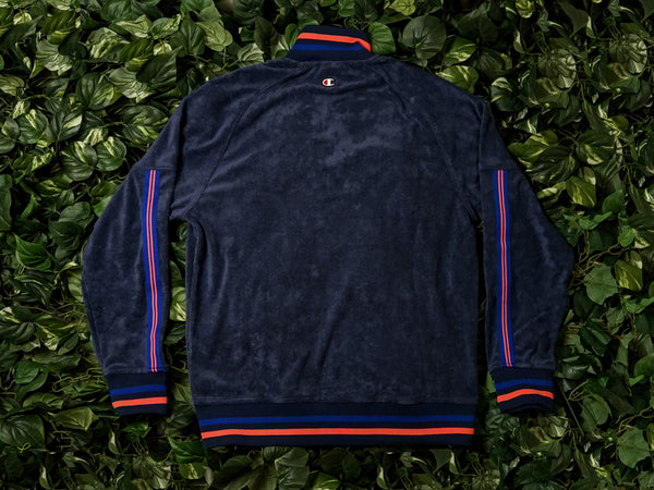 Champion Life Terry Warm Up Jacket [V5079-549724-PM3]