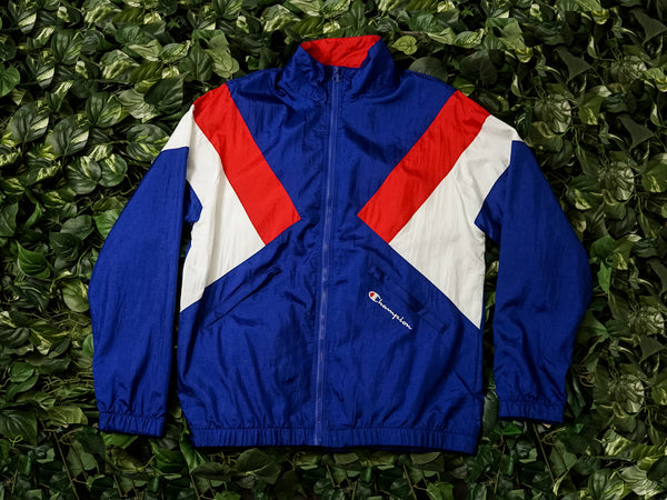 Men's Champion Woven Track Jacket [V5084-549962LO1]