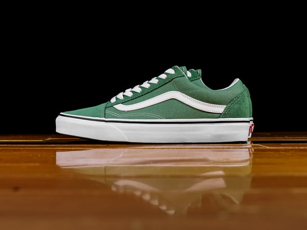 Men's Vans Old Skool 'Grass Green' [VN0A38G1UKV]