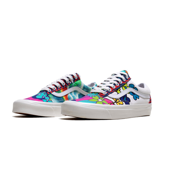 Vans Mens Anaheim Factory Old Skool 36 DX Shoes