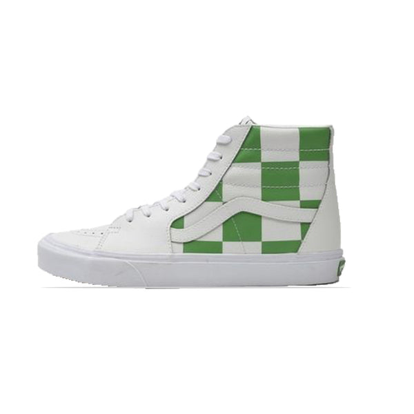 Vans Leather Check Sk8-Hi [VN0A4BV6TS9]