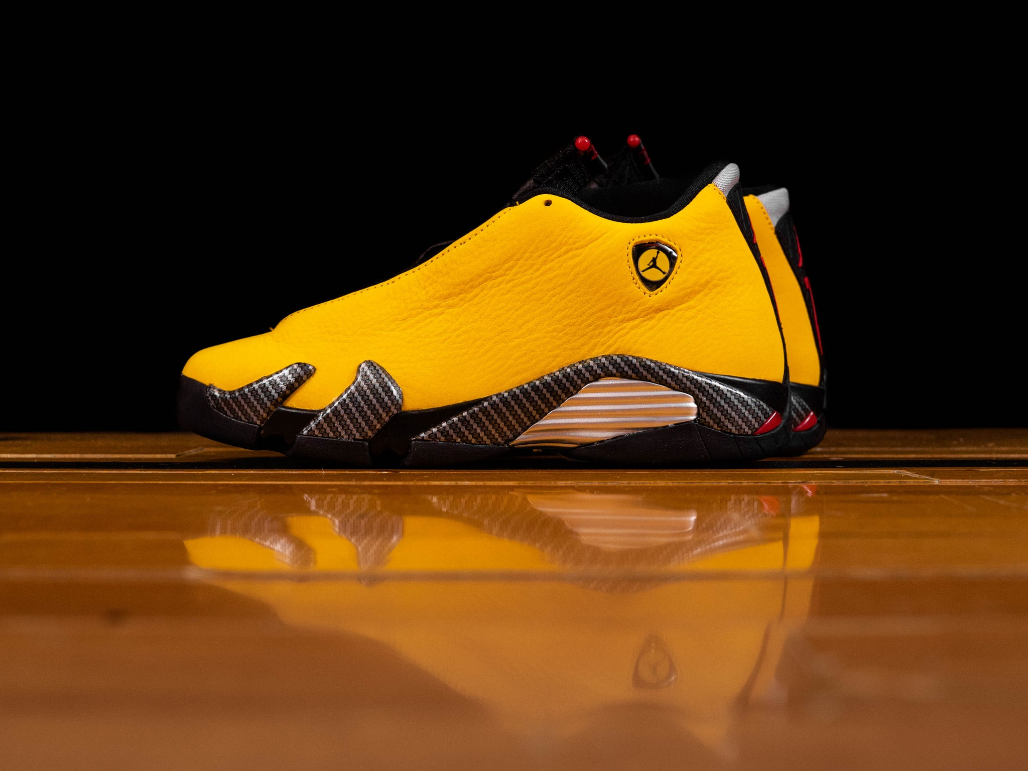 new product 3dd69 6786e Kid's Air Jordan 14 Retro 'Reverse Ferrari' [BV1218-706]