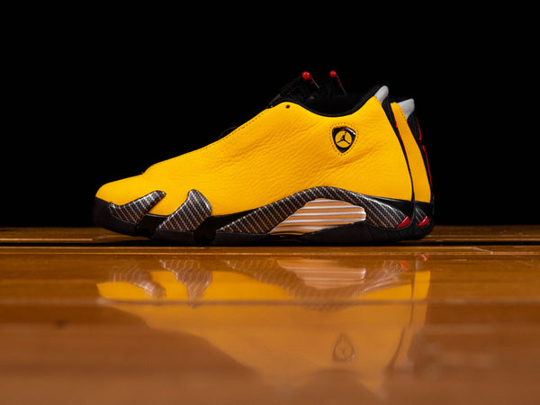 Kid's Air Jordan 14 Retro 'Reverse Ferrari' [BV1218-706]