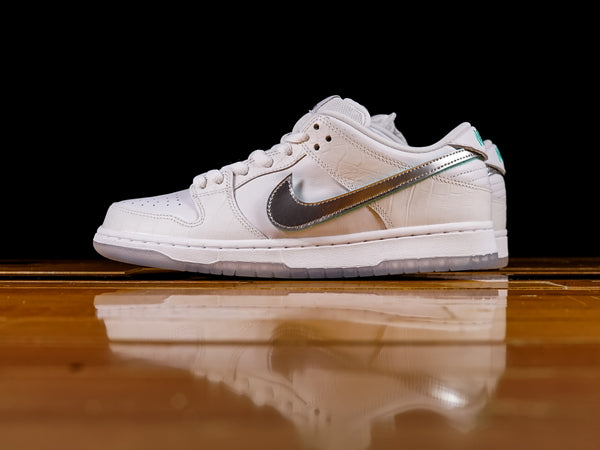 Men's Diamond X Nike SB Dunk Low QS [BV1310-100]