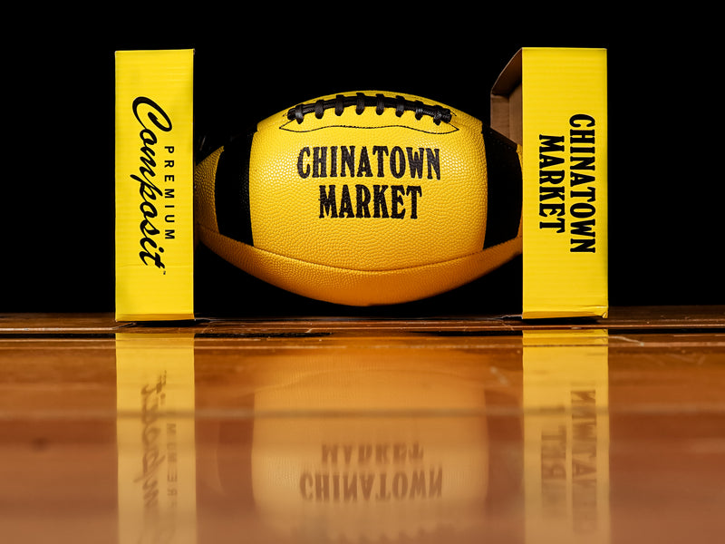 Chinatown Market Smiley Football [CTMFOOTBALL]