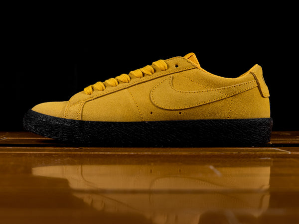 Men's Nike SB Blazer Zoom Low 'Yellow Ochre' [864347-701]