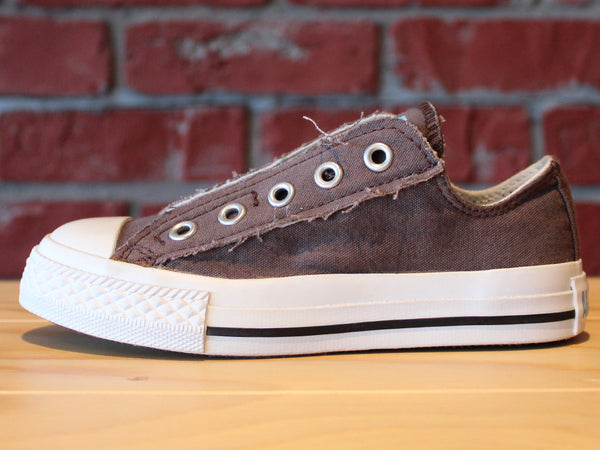 Renarts - Kids' Converse All Star Chocolate Slip [3T157]