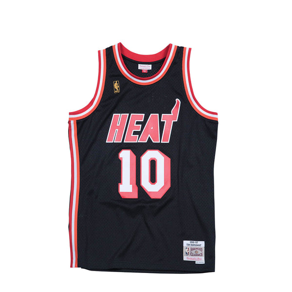 "Mitchell & Ness Mens NBA Miami Heat '96-'97 ""Tim Hardaway"" Swingman Jersey"