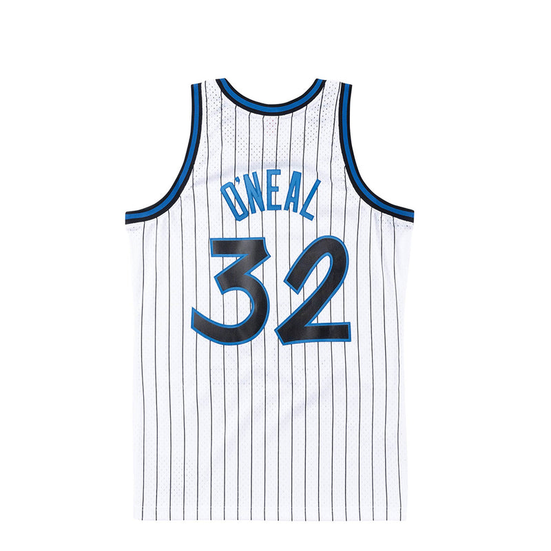 Mitchell & Ness Mens NBA Orlando Magic '93'Shaquille O'Neal' Swingman Jersey
