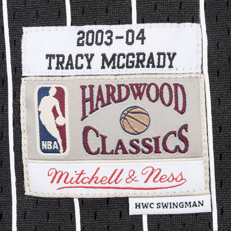 "Mitchell & Ness Mens NBA Orlando Magic '03-'04 ""Tracy McGrady"" Swingman Jersey"